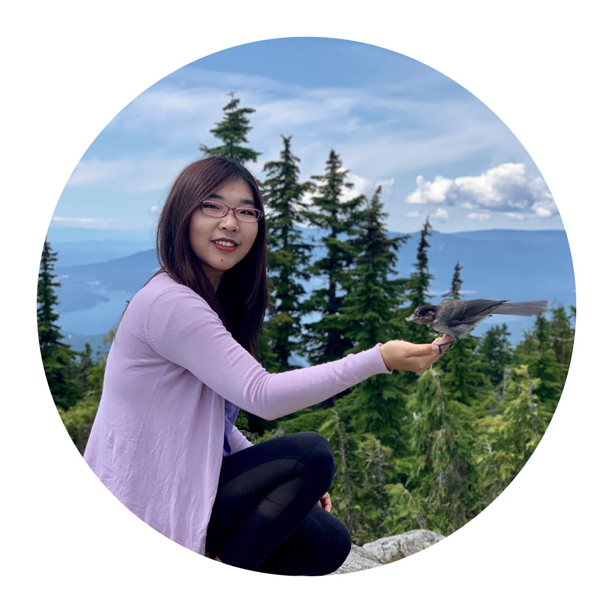 Picture of Annie Yuan.