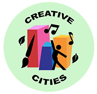Creative Cities working group logo
