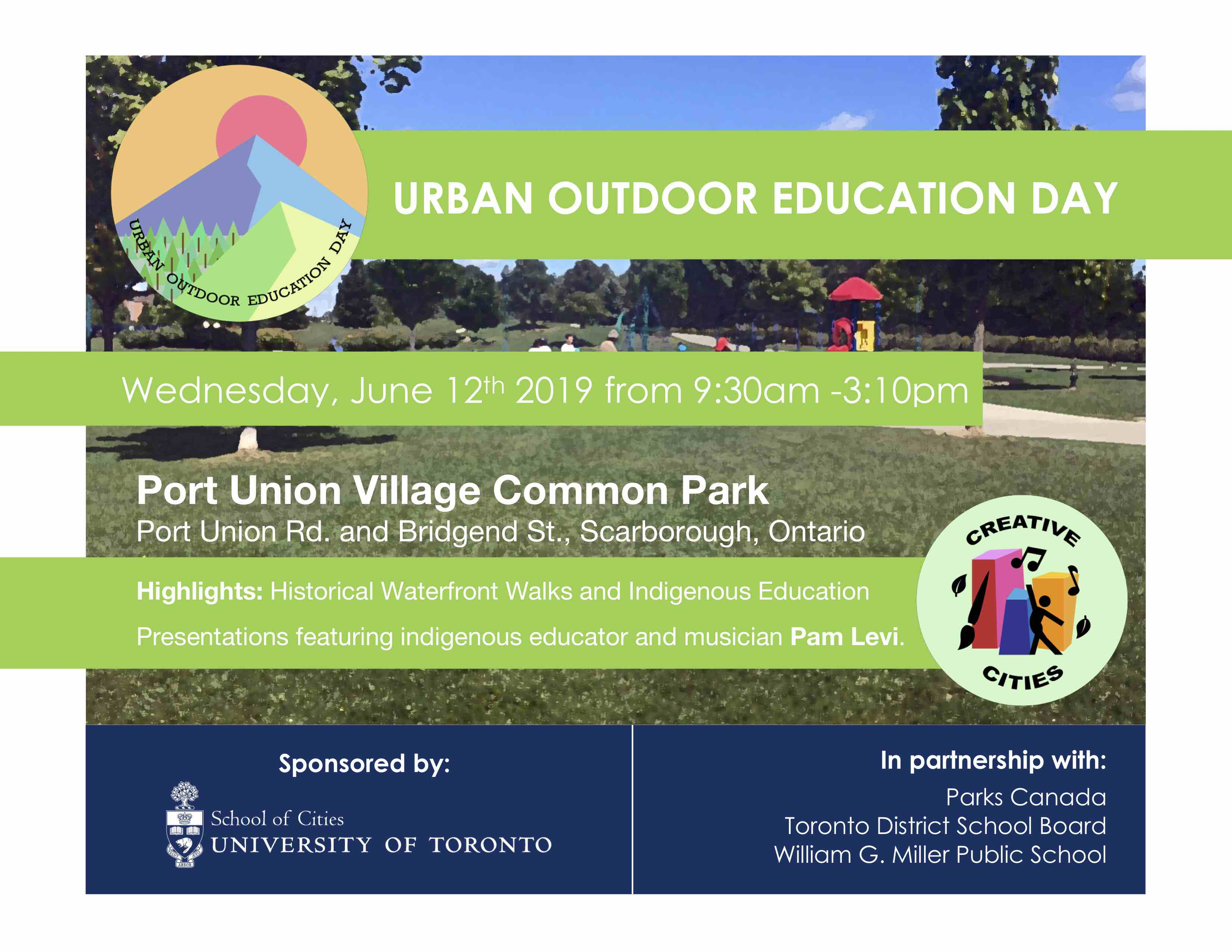 Outdoor Education Day Poster