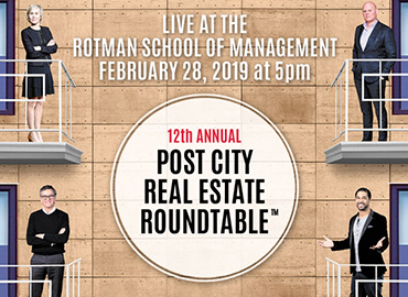 Post City's 12th Annual Real Estate Roundtable