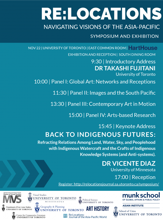 Relocations symposium