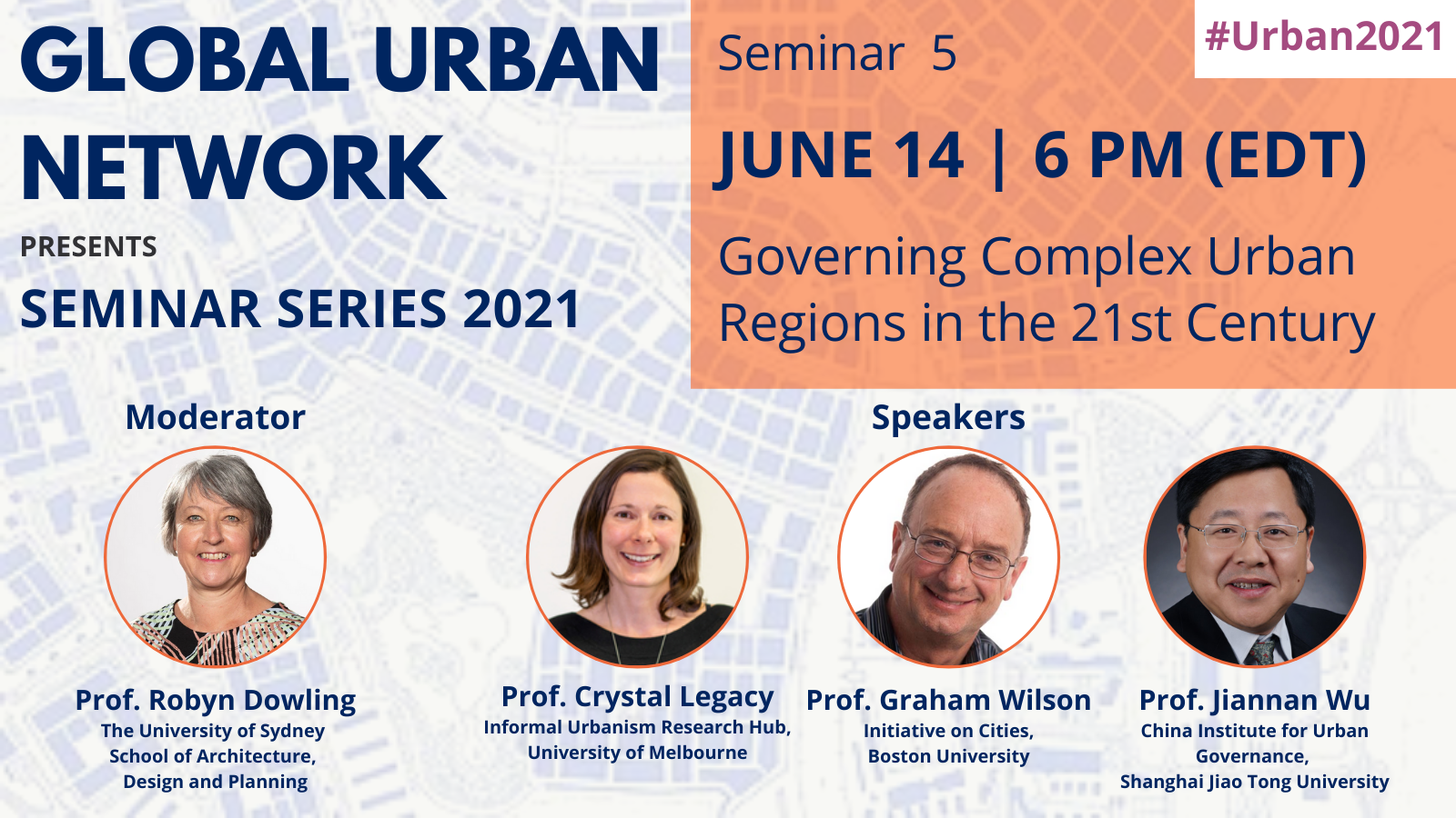 Postcard for Session 5 of global urban netwrok seminar series, to be held at 6 PM in Canada time.