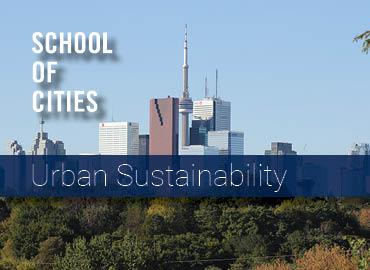 Urban Sustainability research challenge