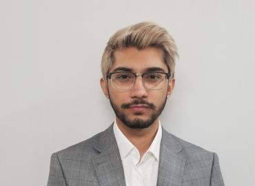 Muhammad is a 4th year undergraduate student finishing up a B.S. (Hons) in Economics with double minors in Mathematics and Statistics
