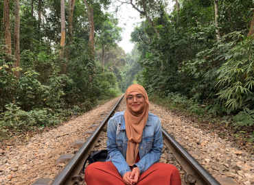 Naziha is a 4th year student pursuing her Bachelor of Arts in Public Policy, City Studies & International Development Studies from the University of Toronto Scarborough