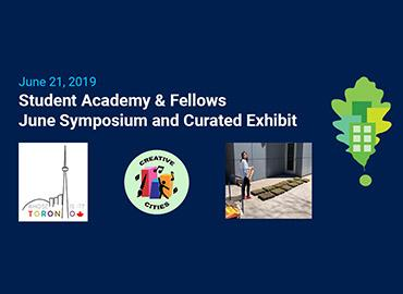 June student academy and fellows symposium