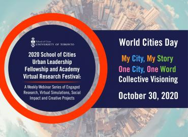 World Cities Day 2020