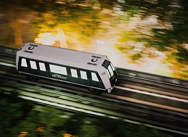 Fast speed train photo by chuttersnap via unsplash