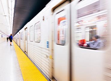 Toronto subway photo by  Jed Dela Cruz via Unsplash