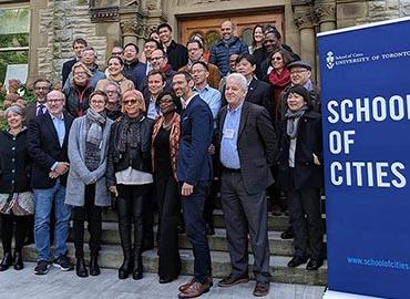 University of Toronto hosts international gathering of urban institutes