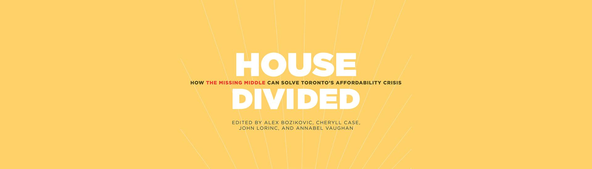 House Divided book cover